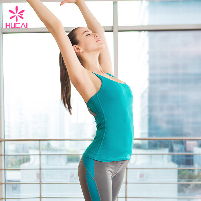 Slim Fit Yoga Top