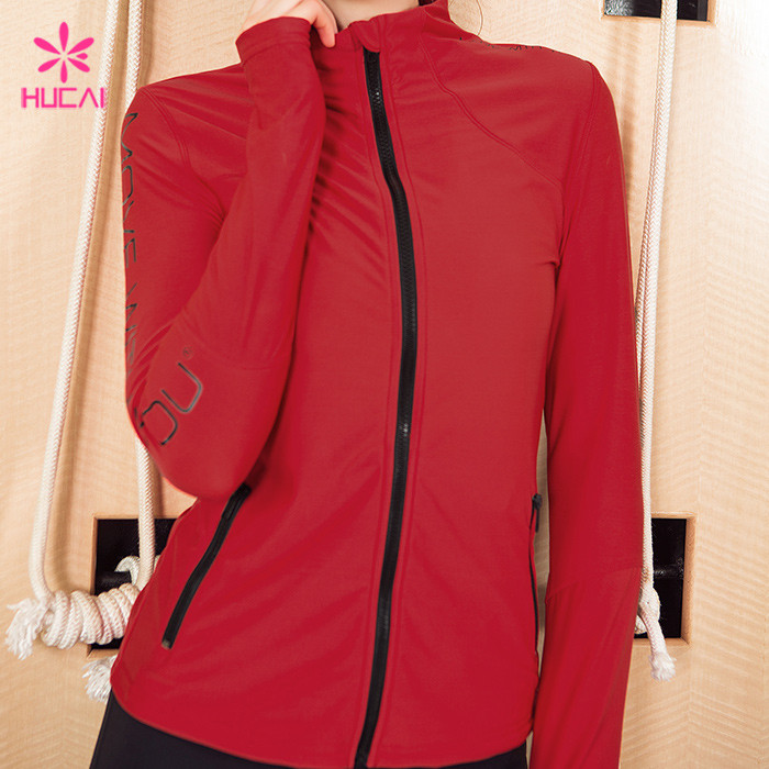 wholesale workout jackets