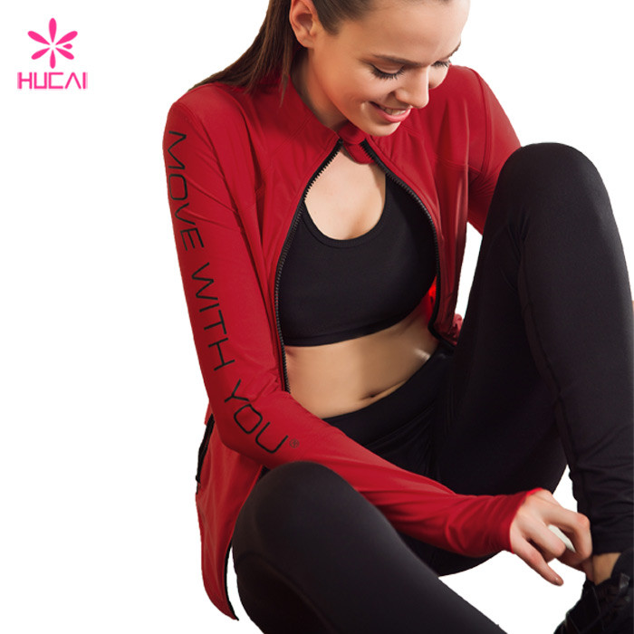Women Workout Jacket