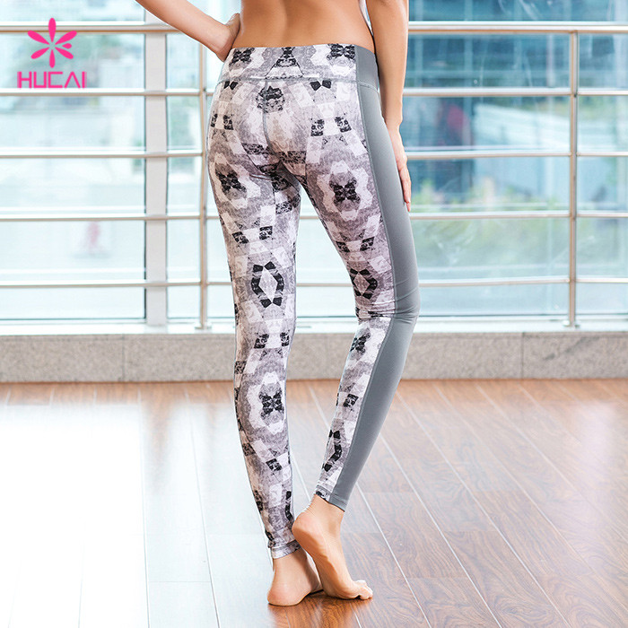 Slim Fit Yoga Leggings