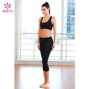 Whoelsale Custom Fitness Sports Wear Clothing Sexy Women Activewear Sets