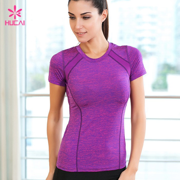 Women Gym Shirt