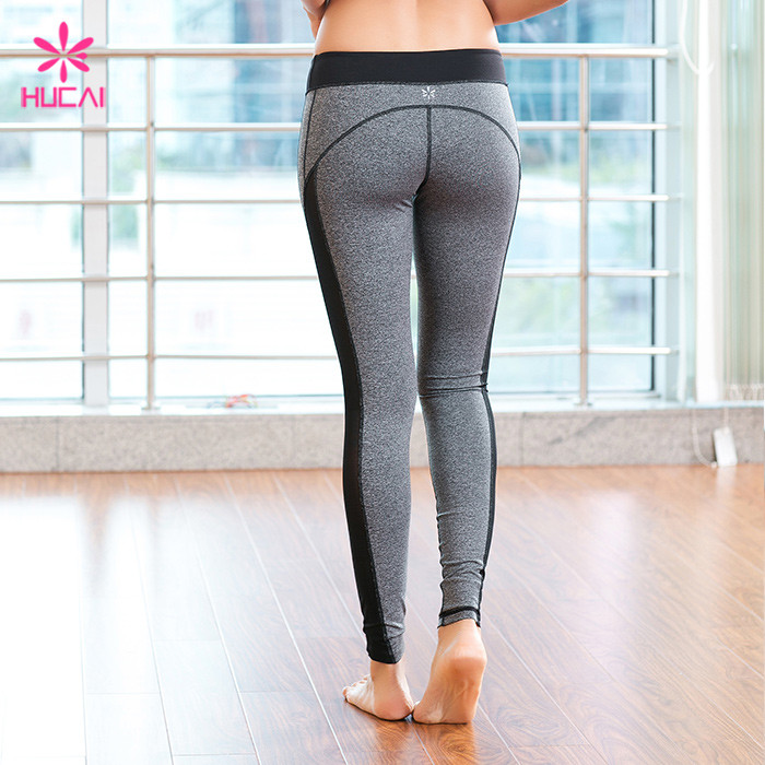 custom fit yoga pants