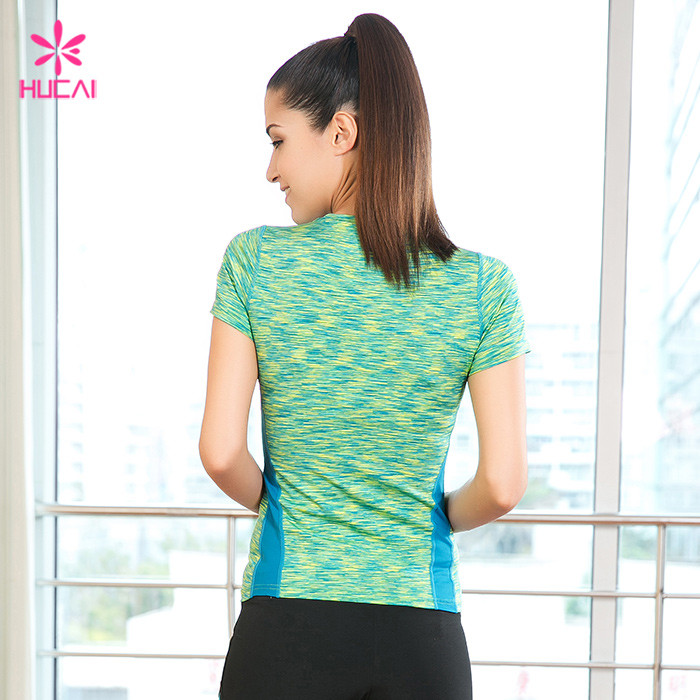 Women Yoga Shirt