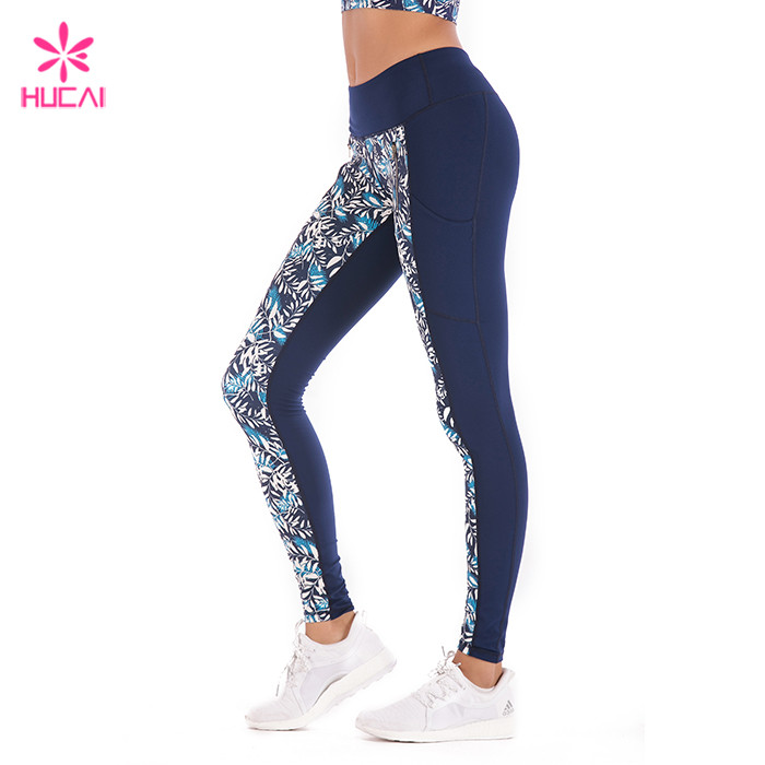 Runng Tights With Pockets
