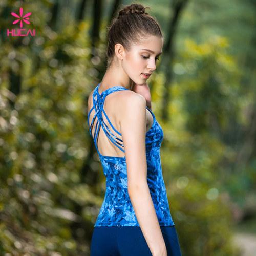 Hucai Yoga Wear Supplier Women Sportswear Manufacturer China