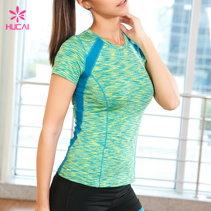 Fitness Shirts Manufacturer