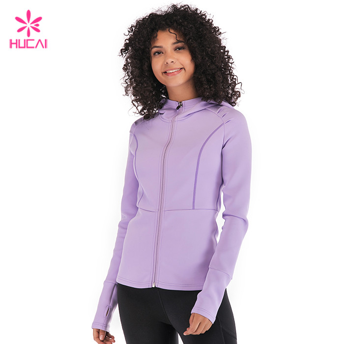 Yoga Jacket Manufacturer