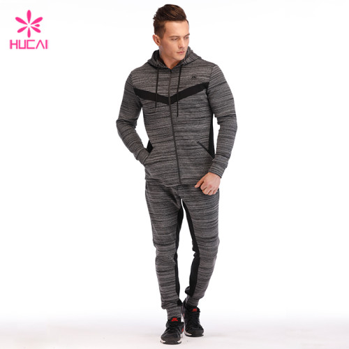 Wholesale China Supplier Double Faced Mens Tracksuit Manufacturer In Bulk