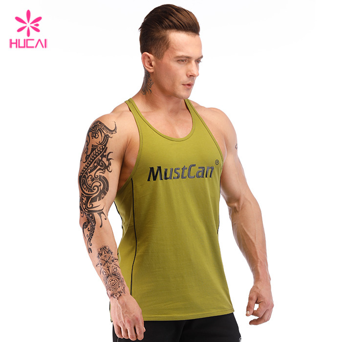 Mens Stringer Singlet