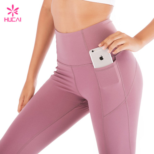 Hot Sale Slim Fit Trousers Where To Get Long Length Women Best Yoga Pants