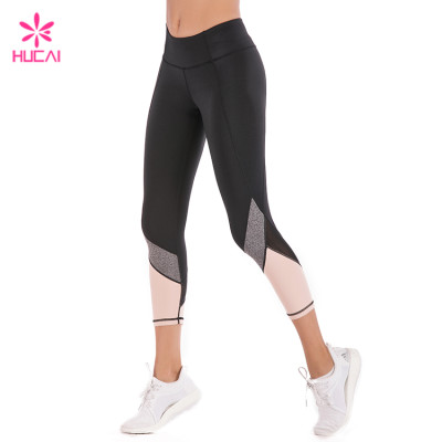 Custom Logo Suppliers Blank Leggings Manufacturer Women Fitness Apparel Wholesale Brand