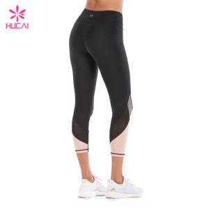 Custom Logo Suppliers Blank Leggings Manufacturer Women Fitness Apparel Wholesale Brand