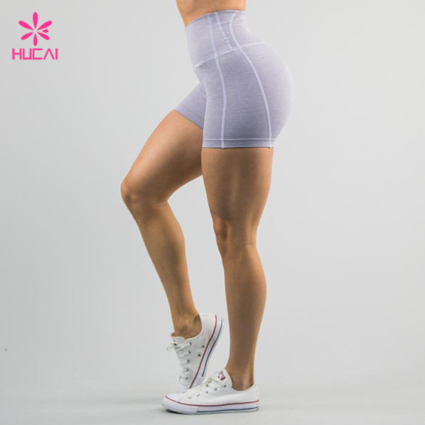 China Yoga Wear Supplier Women Wholesale Shorts Manufacturer With SGS And BV Certificates