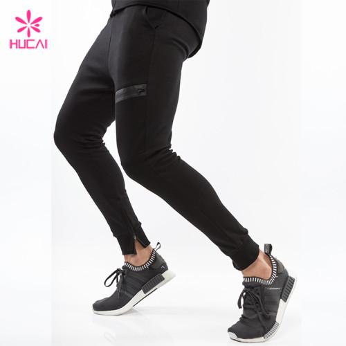 Wholesale Athletic Pants Tapered Men Best Cotton Fleece Jogger Sweatpants