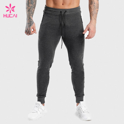OEM Factory Pants Manufacturer Tapered Fit Wholesale Men Workout Jogger