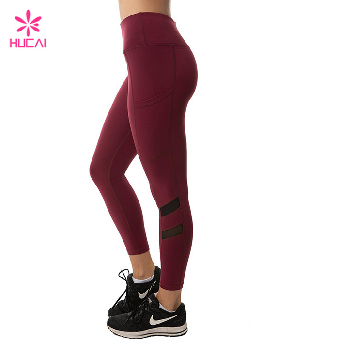 Custom Logo Yoga Leggings