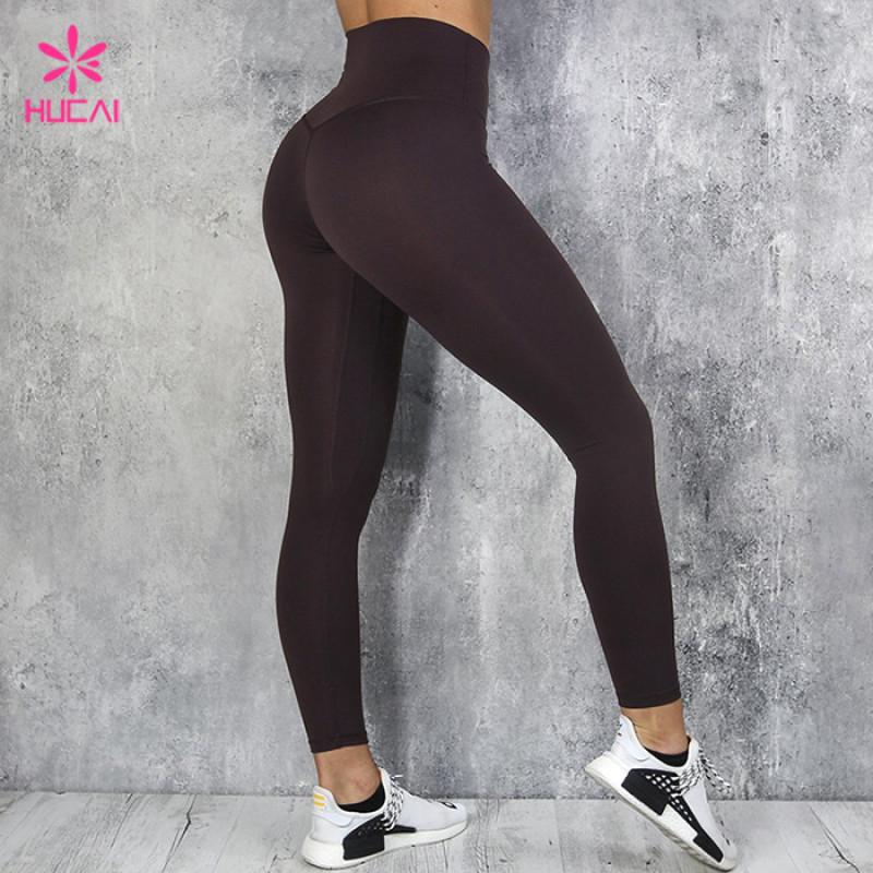 Wholesale Butt Lift Leggings Custom Women Yoga Clothing Manufacturer