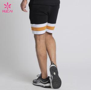 OEM & ODM Supplier Sports Shorts China Custom Wholesale Mens Gym Shorts Manufacturer