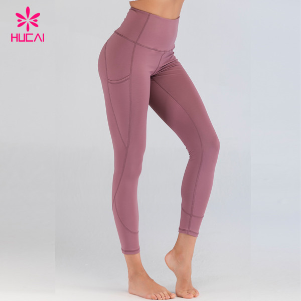 Wholesale Fitness Yoga Running Pants