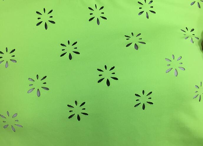 Laser Cutting -Hucai Sportswear