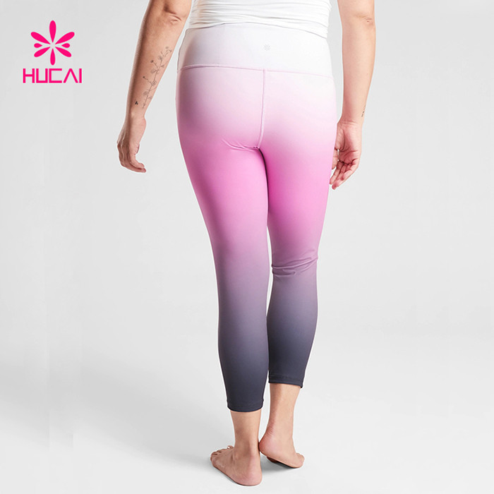 Women Ombra Leggings