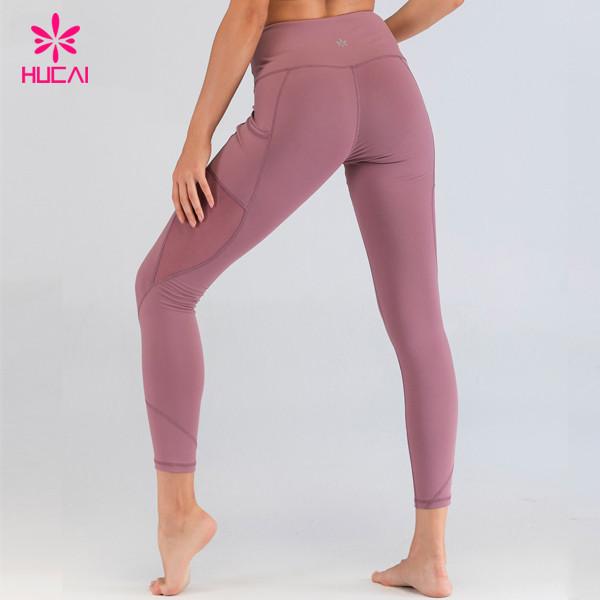 Mesh Activewear Yoga Leggings