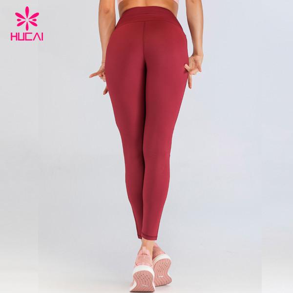 China Wholesale Custom Print Workout Legging