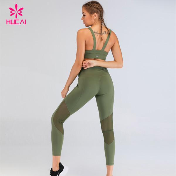 custom logo yoga clothes