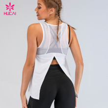Fitness Bodybuilding Gym Clothing Women Sleeveless Loose Fit Yoga Sexy Tank Tops Summer
