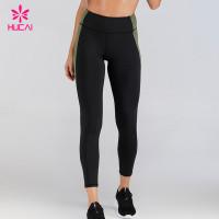 Custom Print High Waist Yoga Tights Women Sportswear Workout Gym Leggings Fitness