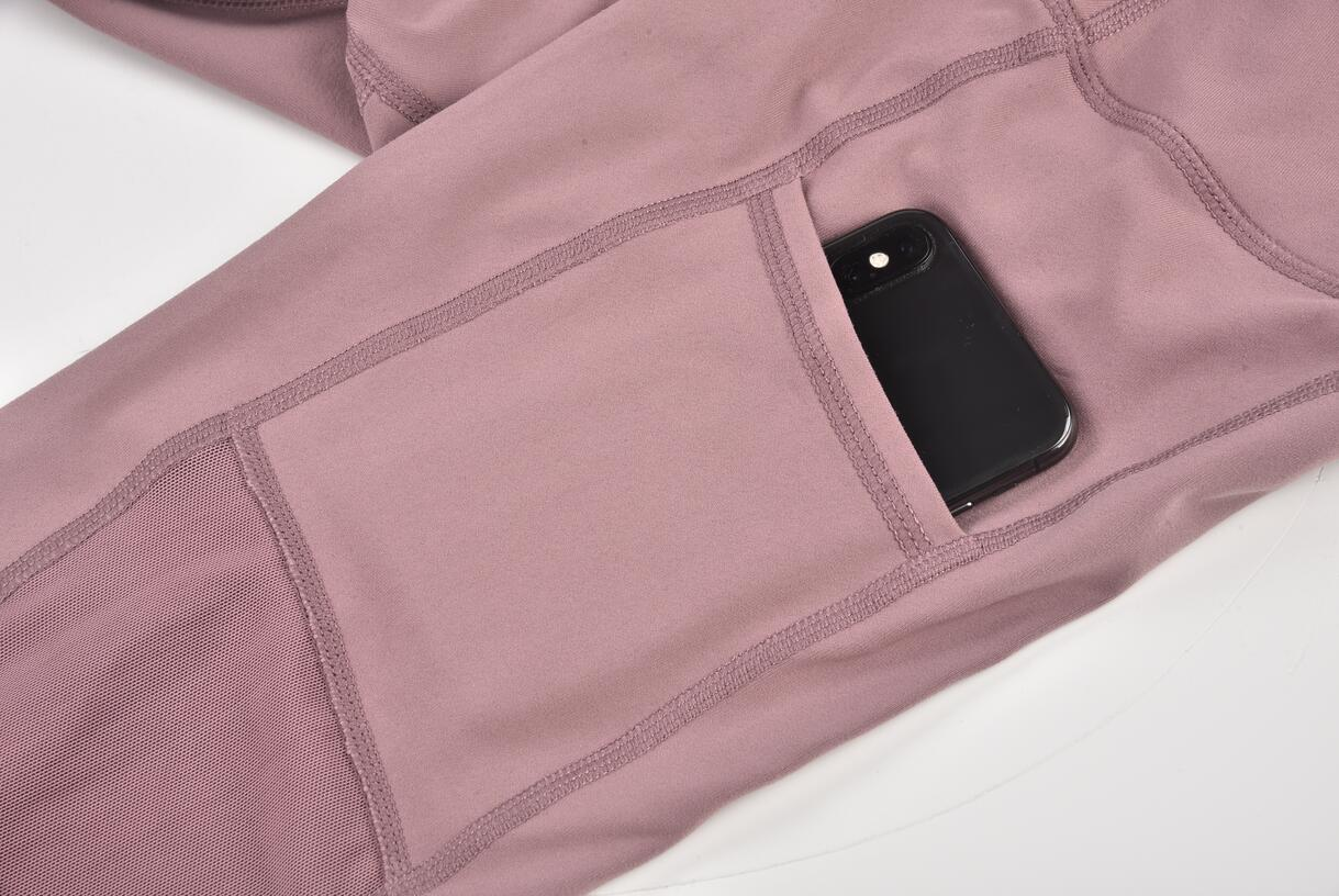 Side Pocket Detail