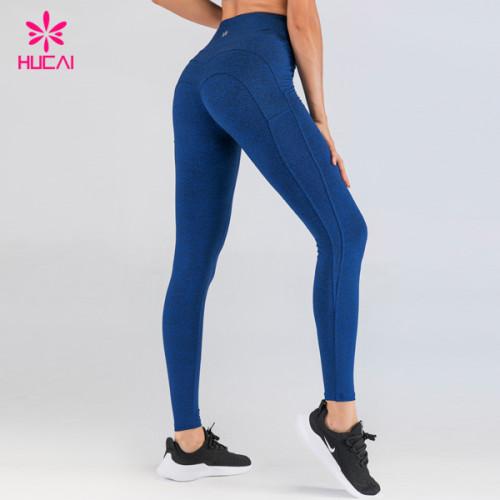 High Quality Brazilian Leggings Wholesale Women Custom Print Push Up Fitness Workout Yoga Pants