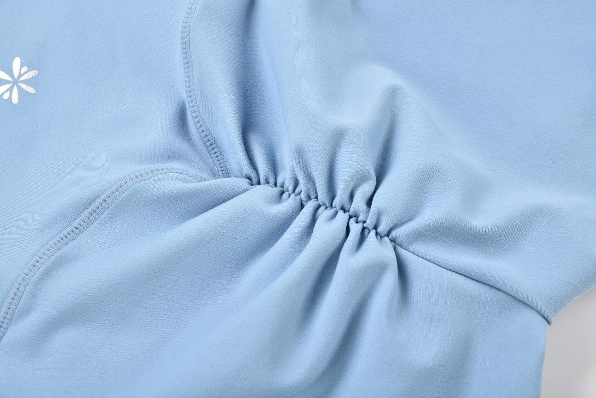HUCAI Gym Shiorts Scrunch Butt Detail
