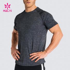Custom Wholesale Workout T Shirt-China Fitness T Shirt Manufacturer