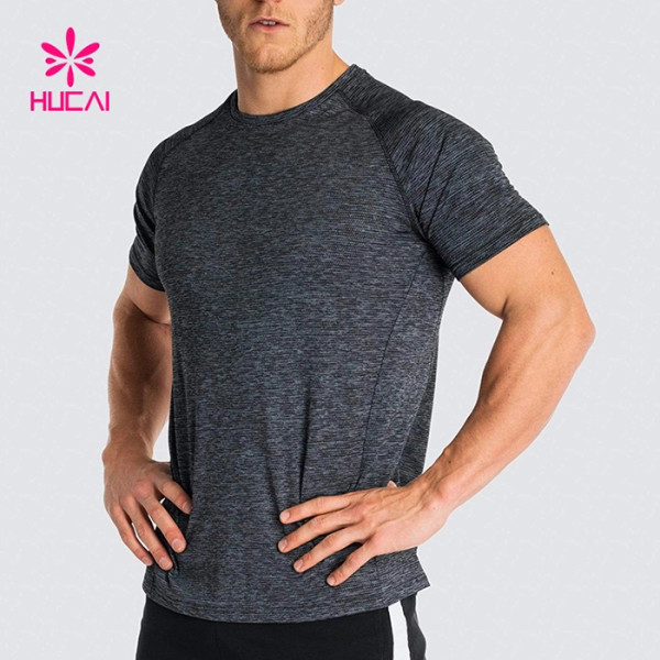 Custom Wholesale Workout T Shirt-China Fitness T Shirt Manufacturer