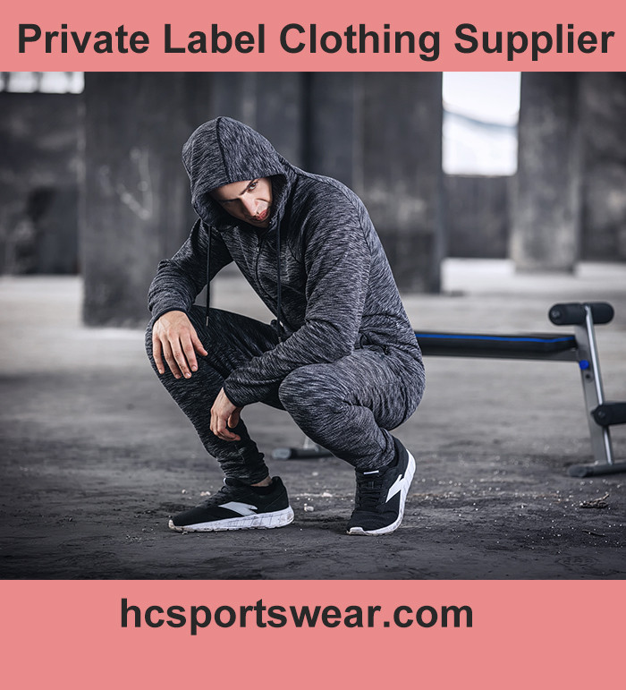 Private Label Clothing Supplier