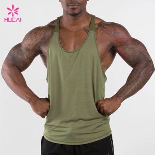 Mens Workout Tank Top Wholesale-Create Your Own Tank Top Manufacturer