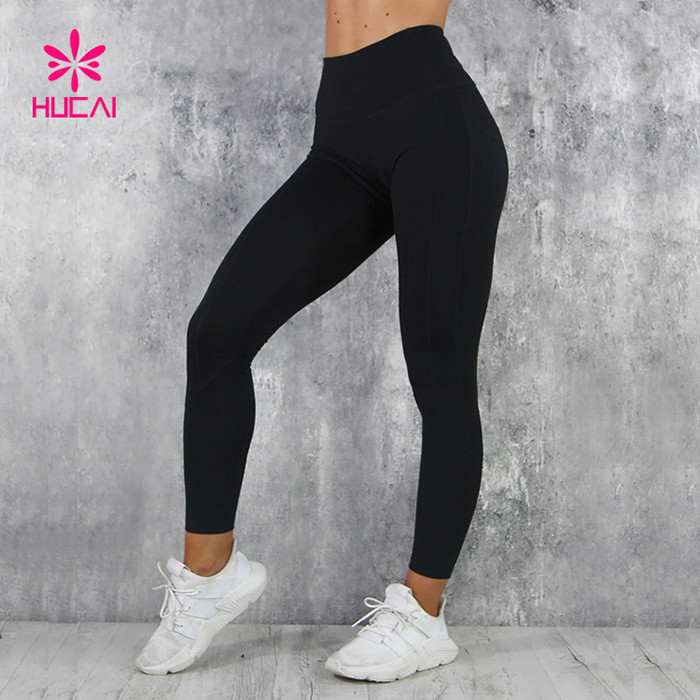 personalised athletic leggings
