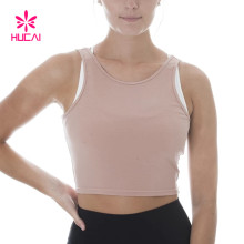 Custom Crop Tank Top Wholesale-China Private Label Clothing Manufacturer