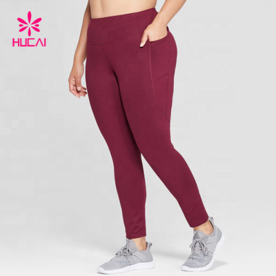 Wholesale Clothing Plus Size Women Leggings-Customized Plus Size Wear Manufacturer