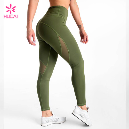 Custom Wholesale Women Running Clothes-China Leggings Manufacturer