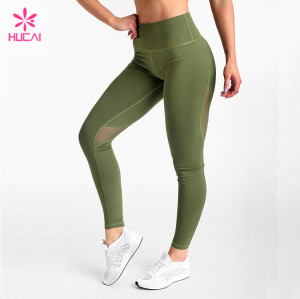 Custom Wholesale Women Running Clothes-China Leggings Manufacturer