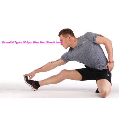 Essential Types Of Gym Wear Men Should Invest