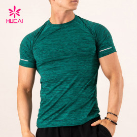China Custom Workout T Shirts-Gym Wear Manufacturer
