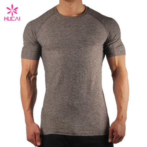 China Mens T Shirts Wholesale-Fitness Wear Manufacturer