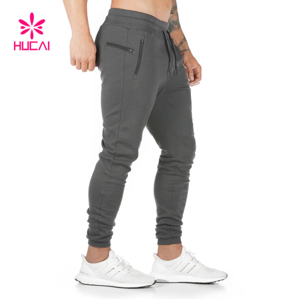 Bulk Wholesale Plain Blank Jogger Sweatpants With Pockets-China Cheap Jogger Pants Manufacturer