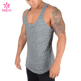 Wholesale Factory Men Sport Tank Top-Custom Gym Wear Manufacturer