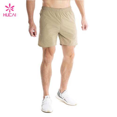 Custom Mens Polyester Athletic Shorts-Wholesale Shorts Manufacturer