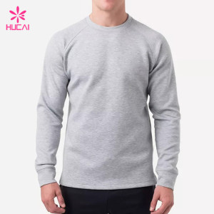 Cheap Wholesale Bulk Mens Crewneck Sweat Shirt-China Sweatshirt Manufacturer